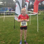 Eve at Ulster XC Champs 2014