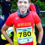 Sam McNeilly at Tollymore Trail 10k