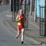 Phil Murdock at Belfast Marathon Relay
