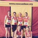 Ladies Team McConnell Shield 2015